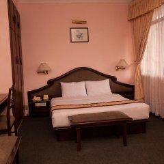 Отель Golf 1 2* Стандартный номер с различными типами кроватей