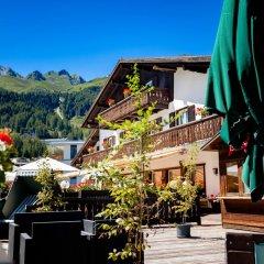 Отель Bünda Davos Швейцария, Давос - отзывы, цены и фото номеров - забронировать отель Bünda Davos онлайн балкон