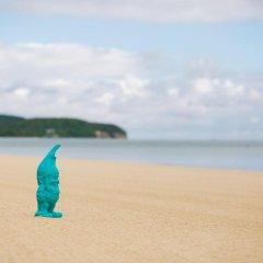 Отель Blue Buddy - Bright Side пляж