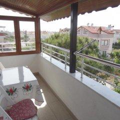Villa Dikili Apart & Residence & Hotel Турция, Дикили - отзывы, цены и фото номеров - забронировать отель Villa Dikili Apart & Residence & Hotel онлайн балкон
