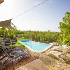 Отель Gold Sand Villa Кипр, Протарас - отзывы, цены и фото номеров - забронировать отель Gold Sand Villa онлайн бассейн фото 2