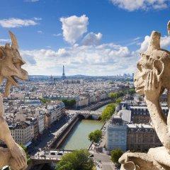 Отель Appartement Notre Dame Франция, Париж - отзывы, цены и фото номеров - забронировать отель Appartement Notre Dame онлайн балкон
