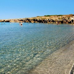 Отель Arenella Beach Аренелла пляж