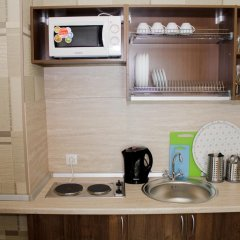 Hotel na Turbinnoy 3* Улучшенная студия с различными типами кроватей фото 3