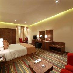 Al Khaleej Plaza Hotel 4* Стандартный номер с различными типами кроватей фото 2