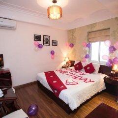 Hanoi Central Park Hotel 3* Номер Делюкс с различными типами кроватей фото 13