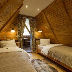 Отель Rezydencja Bambi Закопане сейф в номере