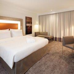 Отель Novotel Nuernberg Centre Ville 4* Стандартный номер двуспальная кровать