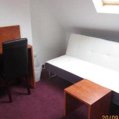 Hotel Haus Rheinblick Дюссельдорф удобства в номере фото 2
