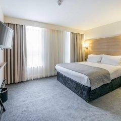 Отель Holiday Inn London - Kensington 4* Улучшенный номер с различными типами кроватей фото 10