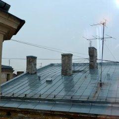 Отель Martas Mansards балкон