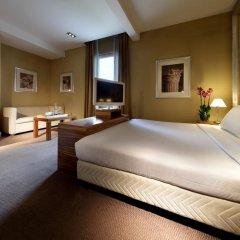 Eurostars Hotel Saint John 4* Номер Делюкс с различными типами кроватей фото 2