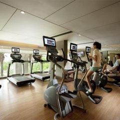 Отель DoubleTree Resort by Hilton Sanya Haitang Bay фитнесс-зал