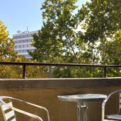 Отель Family Buda Apartment Венгрия, Будапешт - отзывы, цены и фото номеров - забронировать отель Family Buda Apartment онлайн балкон