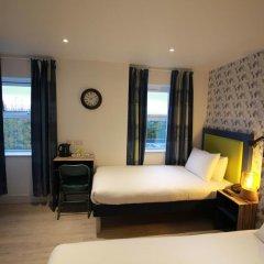 Queens Hotel 3* Представительский номер с различными типами кроватей фото 14