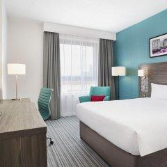 Отель Jurys Inn Liverpool 4* Стандартный номер с двуспальной кроватью фото 3