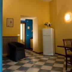Отель Art Residence San Domenico 3* Студия с различными типами кроватей фото 5