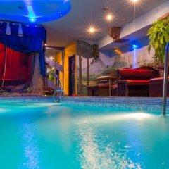 Hotel Artua бассейн