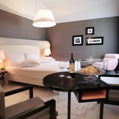 Grand Hotel Palace 5* Стандартный номер с различными типами кроватей фото 8