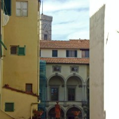 Отель Accademia Studio Италия, Флоренция - отзывы, цены и фото номеров - забронировать отель Accademia Studio онлайн балкон