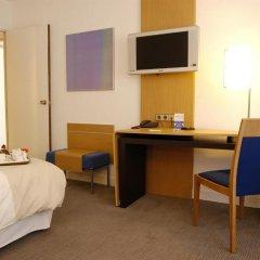 Отель Novotel Andorra 4* Улучшенный номер с двуспальной кроватью