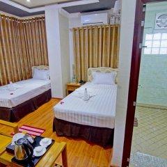 Myat Nan Yone Hotel 3* Улучшенный номер с 2 отдельными кроватями фото 6