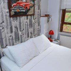 Отель Noble House Galata 3* Стандартный номер с различными типами кроватей фото 20