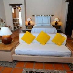 Puerta Paraíso Hotel Boutique комната для гостей
