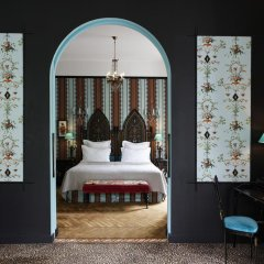 Отель Saint James Paris 5* Полулюкс с различными типами кроватей фото 12