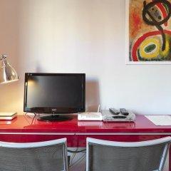 Отель Magic Fountain Apartments Испания, Барселона - отзывы, цены и фото номеров - забронировать отель Magic Fountain Apartments онлайн интерьер отеля