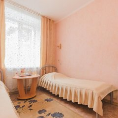 Гостиница Русь Стандартный номер 2 отдельные кровати