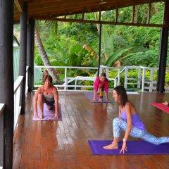 Отель Daku Resort Savusavu фитнесс-зал фото 3
