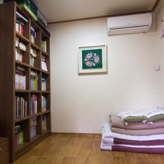Отель Gain Hanok Guesthouse развлечения