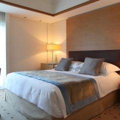 Отель Rodos Park Suites & Spa 4* Номер Делюкс с различными типами кроватей фото 2