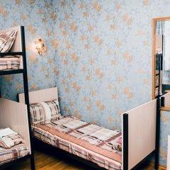 Hostel Kamin Полулюкс разные типы кроватей
