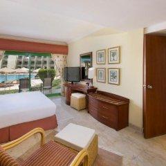 Отель Хилтон Хургада Резорт 5* Стандартный номер с различными типами кроватей фото 6