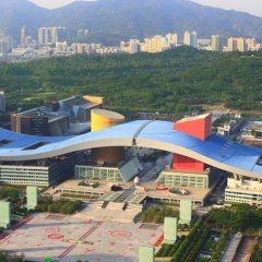 Отель Sheraton Shenzhen Futian Hotel Китай, Шэньчжэнь - отзывы, цены и фото номеров - забронировать отель Sheraton Shenzhen Futian Hotel онлайн фото 4