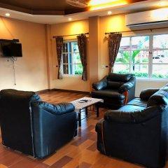 Отель Benwadee Resort 2* Коттедж с различными типами кроватей фото 10