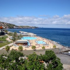 Отель Vila Gama пляж