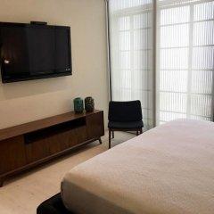 Отель The Cube удобства в номере