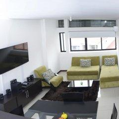 Отель Ofihotel Peñon Suites Колумбия, Кали - отзывы, цены и фото номеров - забронировать отель Ofihotel Peñon Suites онлайн комната для гостей фото 5