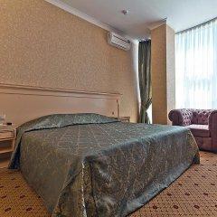 Гостиница Триумф 4* Улучшенный номер с различными типами кроватей фото 4