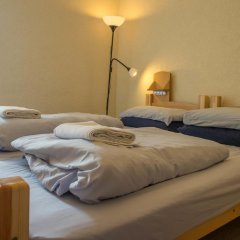 Glasgow Youth Hostel комната для гостей