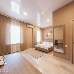 Гостиница Гостинный Дом Полулюкс разные типы кроватей фото 14