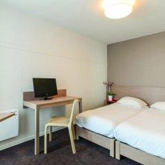 Отель Appart City La Villette 2* Студия