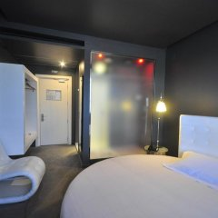 Отель Italiana Hotels Florence 4* Стандартный номер с двуспальной кроватью фото 6