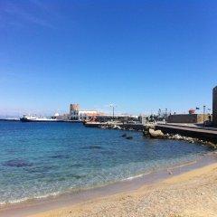 Отель Astron Hotel Rhodes Греция, Родос - отзывы, цены и фото номеров - забронировать отель Astron Hotel Rhodes онлайн пляж
