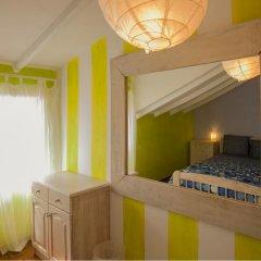 Отель Ericeira Surf Camp 2* Стандартный номер двуспальная кровать