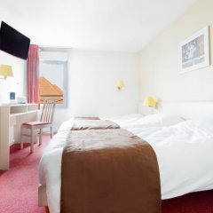 Comfort Hotel Lille Lomme 3* Стандартный номер с различными типами кроватей