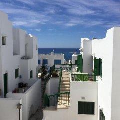 Апартаменты Ikaria Village Studio балкон